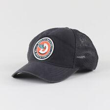 Deus Ex Machina Marley Trucker Hat (Soft Black) 3278