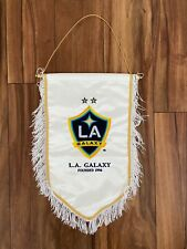 LA GALAXY 2007 RARE GAME PENNANT MLS EXCHANGE AGAINST Colorado Rapids