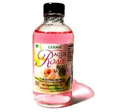 AGUA DE ROSAS Rose Water Skin and Facial Cleanser Limpiadora Piel Facial