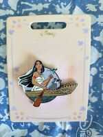 New Disney Legacy Pocahontas 25th Anniversary Pin - Limited Release