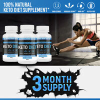 Keto Diet Pills - Advanced Weight Loss Supplements to Burn Fat Fast Carb Blocker