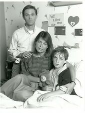 LINDA HAMILTON RICHARD THOMAS JOSHUA HARRIS GO TOWARD THE LIGHT '88 CBS TV PHOTO
