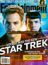 Entertainment Weekly 2/13,Chris Pine,Cover 1 of 2,February 2013,NEW