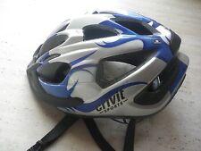 Fahrradhelm CRIVIT für Kinder, blau