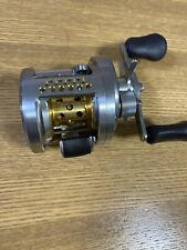 Shimano CALCUTTA CONQUEST 250 DC Right Hand Bait Casting Reel Great Condition!
