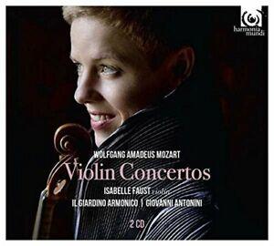 Isabelle Faust - Concerti Per Violino (Integrale) [CD]
