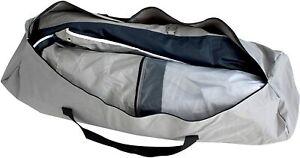 Campsite Tent Awning Storage Carry Bag Camping Medium 120 x 40 cm Grey