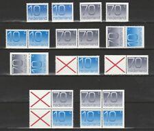 Nederland Stockkaart Zegels en Combinaties uit Postzegelboekjes 47 Postfris