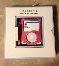 NEW Liz Claiborne Wristlet for iPod Nano Pink ~ FREE SHIPPING