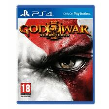 God of War III Remastered Ps4 Official Game PlayStation 4