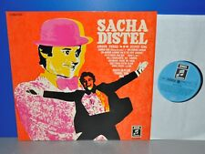 Sacha Distel Amour Perdu Gypsy Girl same D 1st press Vinyl LP cleaned gereinigt
