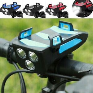 otakujk USB Wiederaufladbare Fahrradlicht Set Fahrrad Wasserdicht Silikon L NE