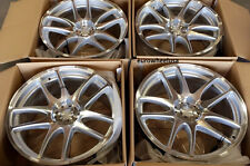 "18"" ESR SR08 Wheels For Honda S2000 CRZ CRV Civic 18x8.5 +30 5x114.3 Rims Set 4"