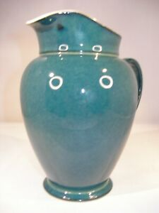 English Water or Juice Pitcher marked Denby England