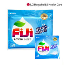LG Laundry Detergent Dissolving Sheets LG FIJI Power Sheet Fresh 15 + 2 sheets