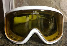 New listing Carrera Ski Gogles Fair Lady Supergold Vintage White
