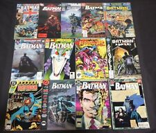 DC MODERN BATMAN ANNUAL COMIC COLLECTION LOT JASON TODD 13pc #12-22, 24, 25