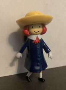 "MADELINE blue dress figure 3.25"""