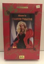 Mann's Chinese Theater Barbie Collector Doll NIB