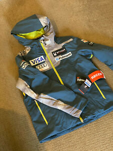 US National Ski Team Jacket Insulated Size XL