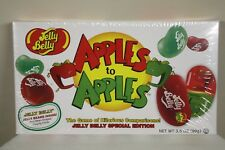 Apples To Apples Jelly Belly Game NIB Sealed Jelly Beans Exp 3/23/14
