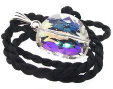 Angel Aura Quartz Gemstone Crystal Nugget Pendant