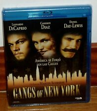 GANGS OF NEW YORK - BLU-RAY - NEUF - SCELLÉ - DRAMA - LEONARDO DICAPRIO