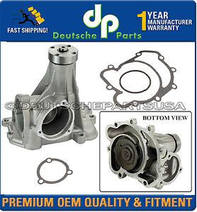 MERCEDES BENZ R107 W107 SL500 SL Water Pump & GASKET 1986 1987 1988 1989 1990