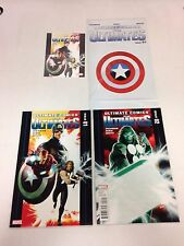Ultimate Comics The Ultimates #1 2 3 4 5 6 7 8 9 10 11 12 1st 12 issues
