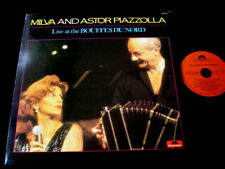 MILVA AND ASTOR PIAZZOLLA/LIVE BOUFFES DU NORD/FRENCH PRESS GL