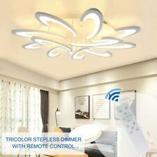 Acrylic Modern LED Ceiling Lamp For Living Room Bedroom Ceiling Chandelier Decor