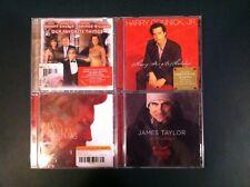 Christmas CD LOT- Tony Bennett - Harry Connick Jr - Elvis Presley - James Taylor