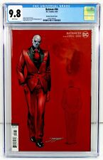BATMAN #94 CGC 9.8 Jorge Jimenez INC 1:25 Design Underbroker Variant Cover 2020