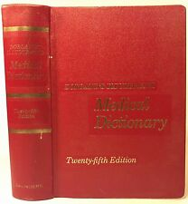 W. B. Saunders Co - Dorland's Illustrated Medical Dictionary - 1974 - 25th/Leath
