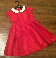 New Girls party x faMo+S st red party dress age 18-24 2-3 3-4 4-5 5-6 6-7 years