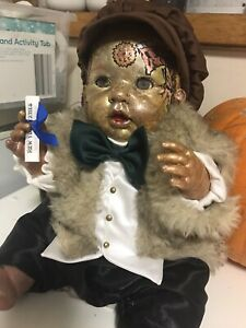 time lord baby doll reborn