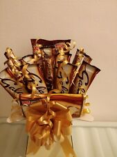 Galaxy Chocolate Luxury Bouquet Mixed Selection Sweet Tree Gift Hamper Birthday