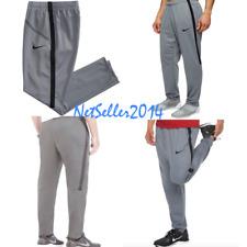 SZ LARGE COOL 🆕🔥 Nike Men's Epic Knit Dri-Fit Track Training Pants Gray/Black