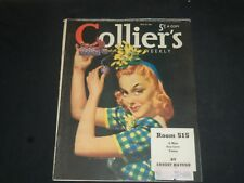 1940 MAY 18 COLLIER'S MAGAZINE - A MAN CAN LOVE TWICE - COCA-COLA AD - SP 8278