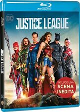 JUSTICE LEAGUE - BLU RAY  BLUE-RAY FANTASCIENZA
