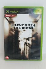 SILENT HILL 4 THE ROOM Microsoft Xbox PAL
