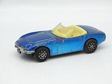 Corgi Toys SB 1/43 - Toyota 2000 GT azul