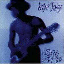 KEZIAH JONES - BLUFUNK IS A FACT  CD  12 TRACKS BLUES POP  NEU