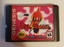 Sega Genesis Pulseman NTSC Game English translation