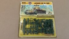 HO/OO scale Airfix WWII - Japanese Chi-Ha Tank - SEALED / 1973 / NEW !!