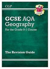 New Grade 9-1 GCSE Geography AQA Revision Guide by CGP Books (Paperback, 2016)