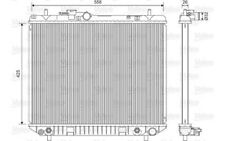 VALEO Radiador Para DAIHATSU TERIOS 701593