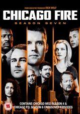 Chicago Fire Season 7 DVD 2019