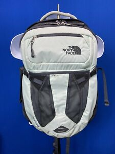 The North Face Recon Teal Laptop School 30L Backpack Bladder Ready Padded