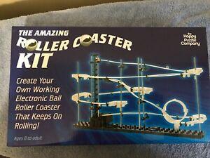 Happy Puzzle Company- The Amazing Roller Coaster Kit! Construction Set - Unused
